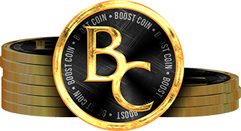 Pay with your mobile through Boost Coins!